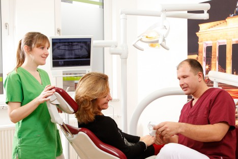 Kieferveränderung - Zahnklinik Ost